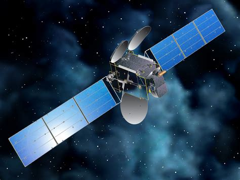 SSL Selected to Provide Satellite to Intelsat