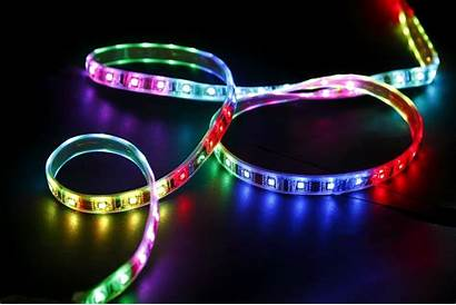 Led Strip Sound Reactive Analog Projects