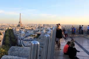 visiter et monter au sommet de l arc de triomphe sans faire la queue