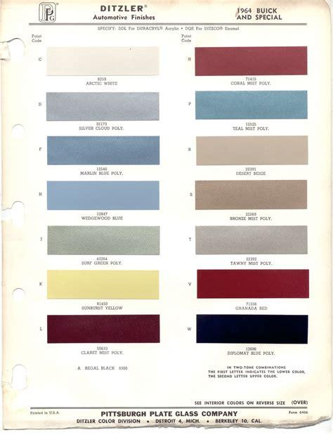 color codes lookup