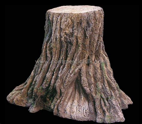 artificial tree stump fake tree trunks commercial silk