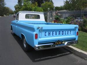 Sell Used 1965 Chevy Chevrolet C20 3  4 Longbed Truck Gmc C