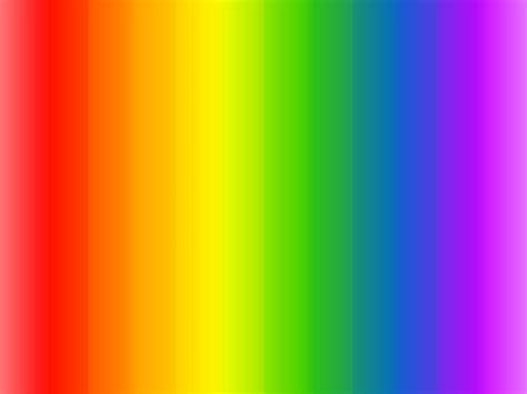 Die Farben des Regenbogens - kostenlose Bilder