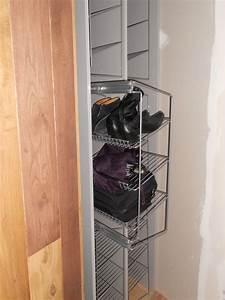 Petit Rangement Chaussures : meuble chaussures coulissant ~ Teatrodelosmanantiales.com Idées de Décoration