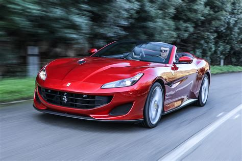 New Ferraris by New Portofino 2018 Review Auto Express