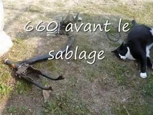 Prix D Un Sablage : sablage et remontage d 39 un solex 660 youtube ~ Edinachiropracticcenter.com Idées de Décoration