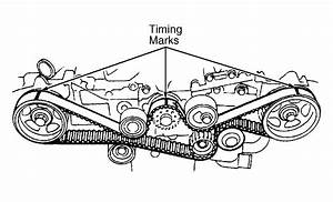 I Need To Change The Timing Belts On A 2001 Subaru Outback