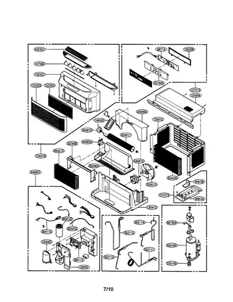 air conditioner drawing at getdrawings com free for personal use air conditioner drawing of