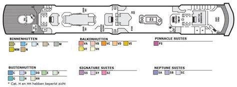 oosterdam deck plans 2017 ms oosterdam cruises in 2017 2018 boek