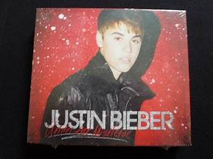 Justin Bieber Under The Mistletoe Limited Edition Cd