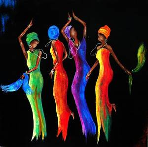 Dancing In The Rain Painting by Marietjie Henning