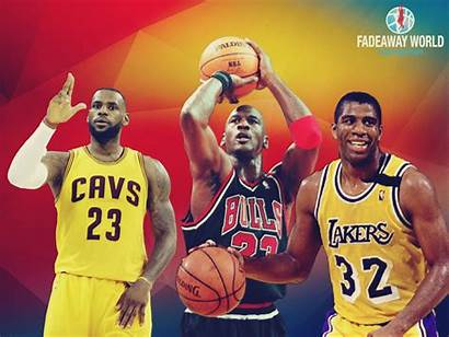 Nba Positions Jordan Michael Players Fadeaway Switched