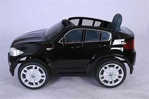 Bmw X6 Noir : voiture electrique enfant bmw x6 m tallis e sous licence 12v ~ Gottalentnigeria.com Avis de Voitures