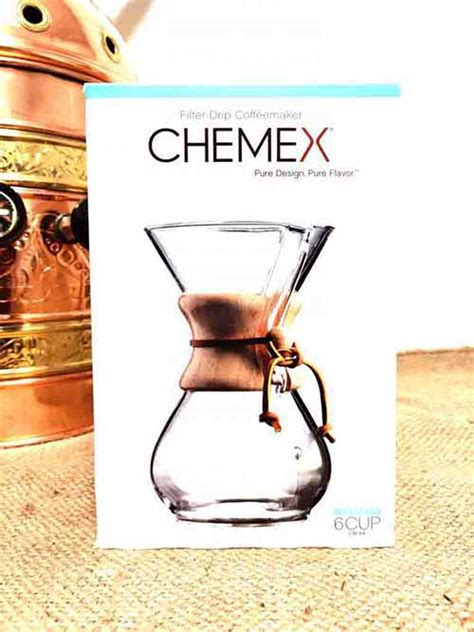 It's going to come as little surprise but if you're going to get a pour over, go for the chemex. Chemex® Pour-Over Coffee Maker - Six Cup - Cadenza Coffee Co