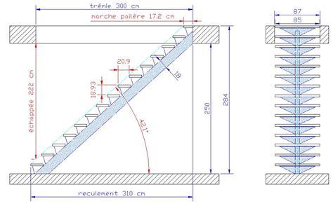 besoin d aide pour escalier acier bois et verre