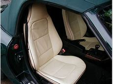 BMW Z3 piping on the seats