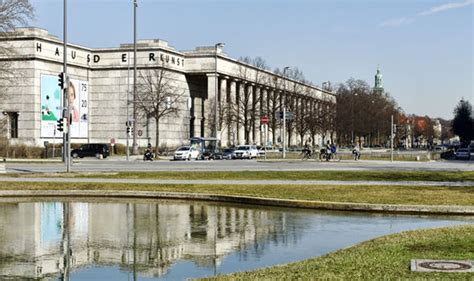Outrage Over Plans To Restore Adolf Hitler's Munich Art