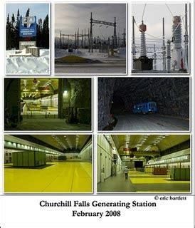 churchill falls power plant hydroelectric energy