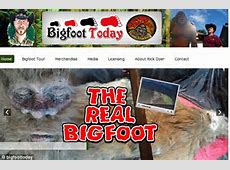 Bigfoot 'hunter' Rick Dyer is now touring with its corpse