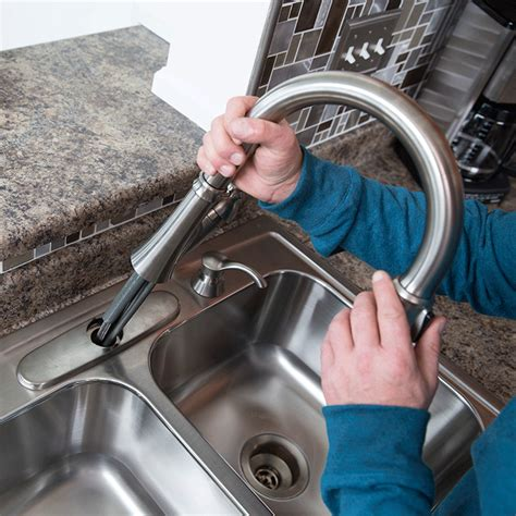 faucet replacement resilient plumbing heating