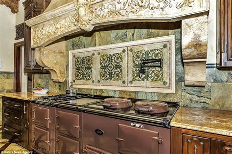 mansion boasts 120k aga oven marble vent and