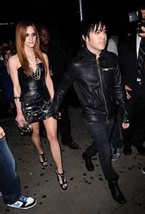 Ashlee Simpson and Pete Wentz Partying in Manhattan ...