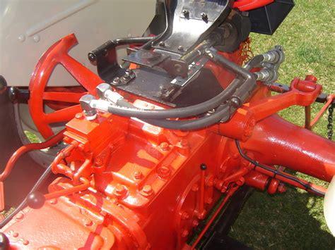 rare dual remote hydraulics   jubilee picture