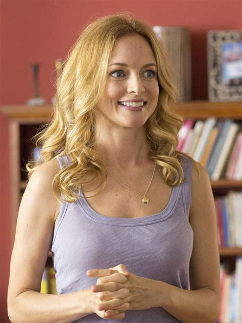 heather graham brings  sexy quirky charm   final