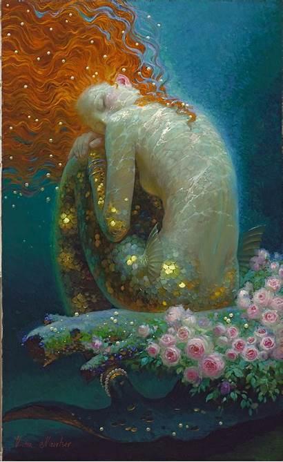 Mermaid Nizovtsev Sleeping Auctionanything