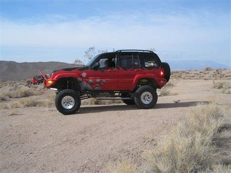 sema jeep for sale sell used jeep sema show liberty in onyx california