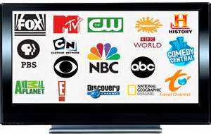 American TV Channel Logos