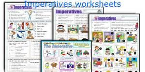 Esl Vocabulary Worksheets Teaching Worksheets Imperatives