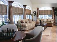large window treatments Window Treatment Ideas for Large Windows