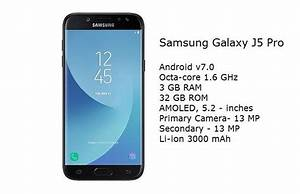 Samsung Galaxy J5 Pro Full Specifications And Price