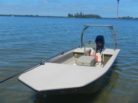 Express Flats Boats by The Floyd Patterson Of Skiffs Sophistication And Toughness