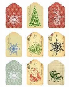 Free Christmas tags | Vintage Printable / Christmas ...