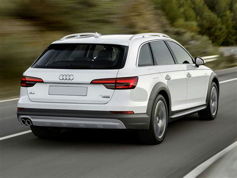 audi a4 new 2018 audi a4 allroad price photos reviews safety