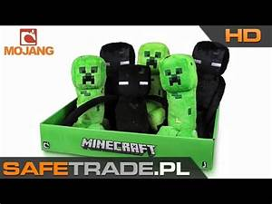 Minecraft Official Creeper And Enderman Plush Toys Www
