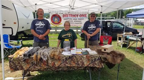 cattaraugus county sportsmens rendezvous pennsylvania trappers