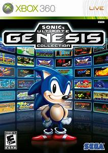 Sonicu002639s Ultimate Genesis Collection Box Shot For Xbox 360