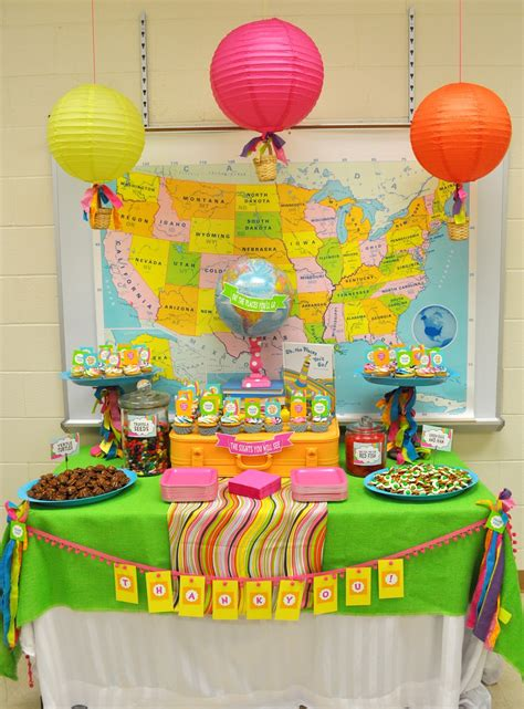 meghily s oh the places you ll go - Oh The Places You Ll Go Decorations
