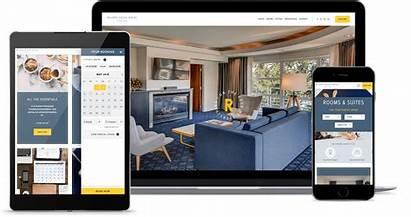 Hotel Website Websites Web Travel Platform Booking