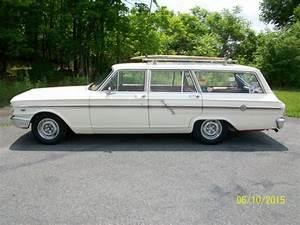 Ford Fairlane Wagon 1964 White For Sale  4k48f128035 1964