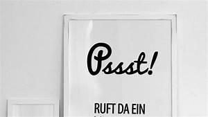 Sprüche Für Die Wand : sch ne spr che f r die wand ~ Frokenaadalensverden.com Haus und Dekorationen