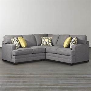 L Sofa : custom l shaped sectional bassett furniture ~ Pilothousefishingboats.com Haus und Dekorationen