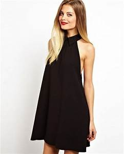 la robe trapeze est de nouveau a la mode archzinefr With robe noire trapèze