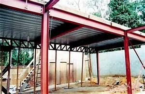 Estrutura de Aço e Fechamentos em Steel Frame - Met@lica