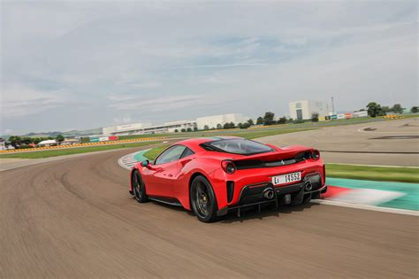 With ample power and active aerodynamics, the ferrari 488 pista top speed is 211 mph. 2019 Ferrari 488 Pista First Drive Review | Automobile Magazine