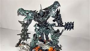 Transformers Studio Series Grimlock Review En Espa U00f1ol