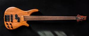Vintage Bass Guitar Photograph by Semmick Photo